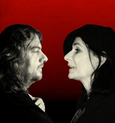 Claudia Dylla und Steffen Sauer