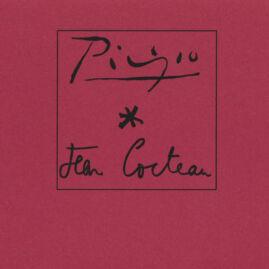 Pablo Picasso & Jean Cocteau k